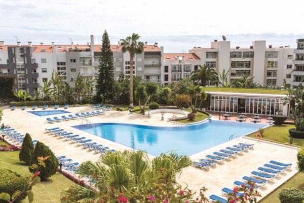 Portugáliai Kombinált utazás: 2éj Lisszabonban 3-4, 5éj Madeirán 4 ***