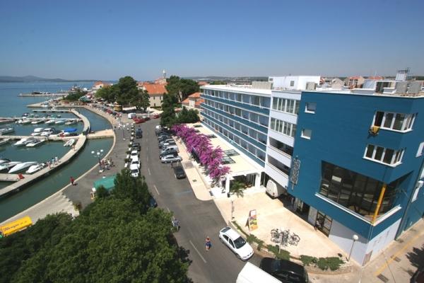 Hotel Kornati **** - Nyaralás Biogradban