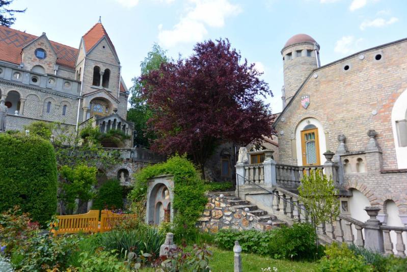 Gaja-szurdok és a Bory vár