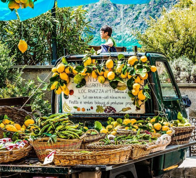 Citromfesztivál Cinque Terre és a csodás Elba szigete 4 nap