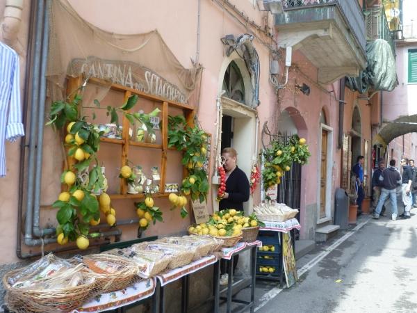 Citromfesztivál Cinque Terre És A Csodás Elba Szigete 4/3  ***