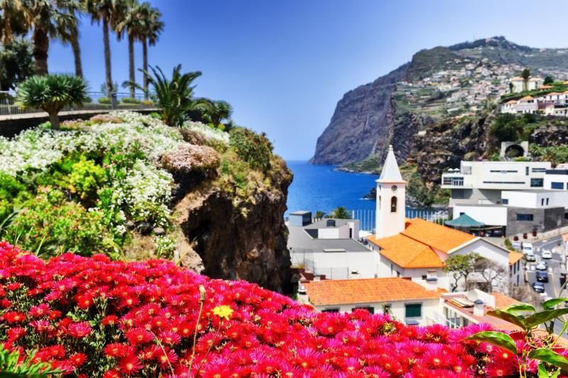 Körutazás Lisszabontól Portóig, pihenéssel Madeira szigetén