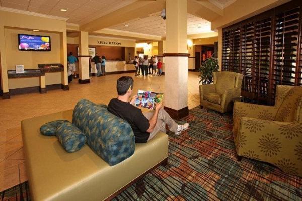 Rosen Inn at Pointe Orlando *** - Orlando