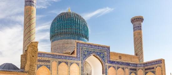 Kazahsztán - Üzbegisztán - Türkmenisztán