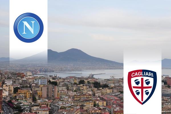 Napoli - Cagliari repülős út