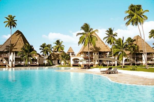 Neptune Pwani Beach Resort & Spa *****