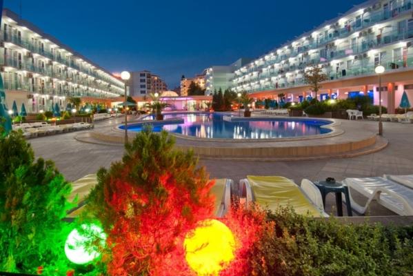 Hotel Kotva **** Napospart - egyénileg
