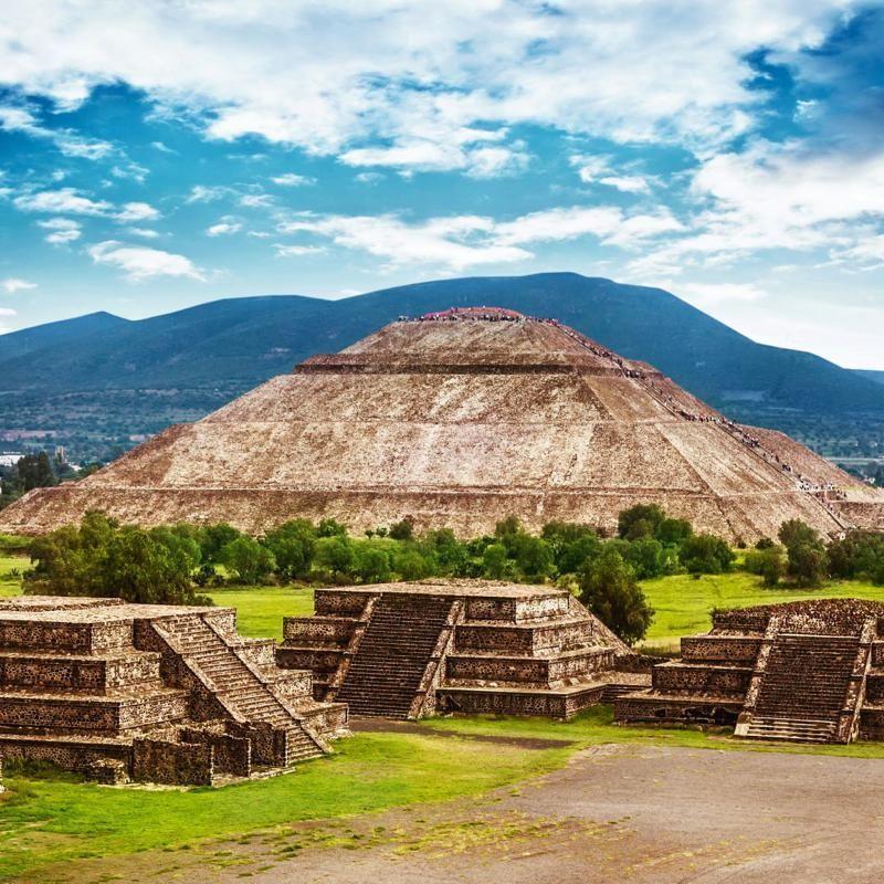 Szilveszter Acapulcóban mexikói körutazással