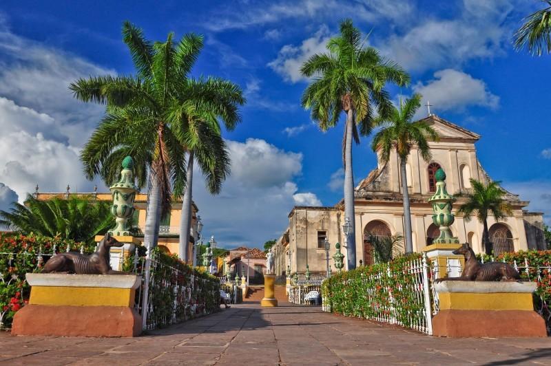 Felfedezőúton Kubában szilveszterkor pihenéssel Cayo Santa Maria szigetén