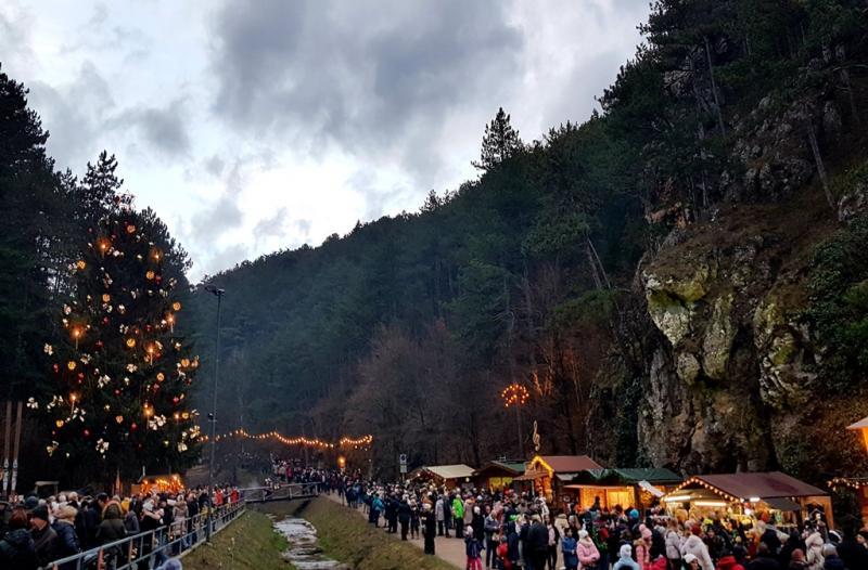 Adventi romantika a Bécsi Alpokban