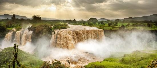 Etiópia - Abesszína történelmi emlékei nyomában