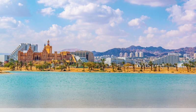 Izraeli körutazás pihenéssel Eilat tengerpartján 2022