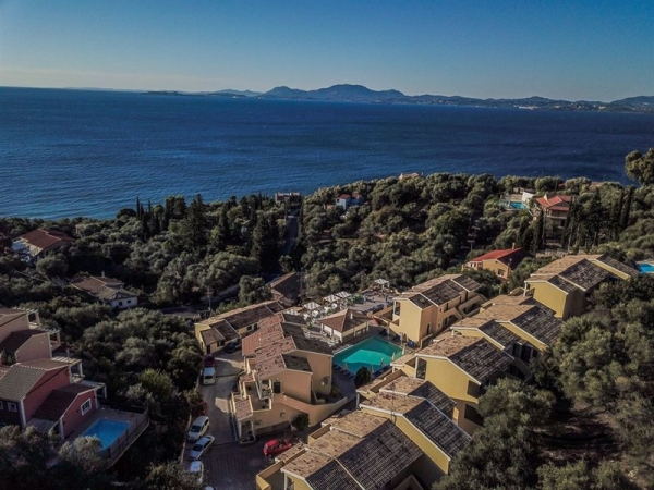 Corfu Aquamarine Hotel ****