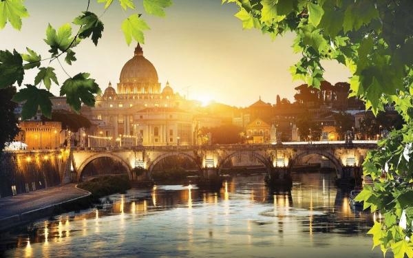 Városlátogatás repülővel: Róma