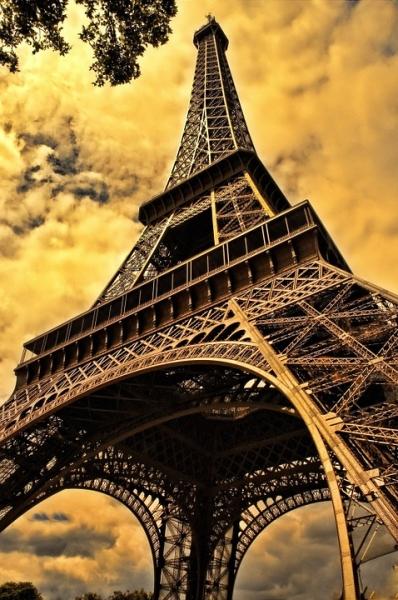 Városlátogatás repülővel: Párizs