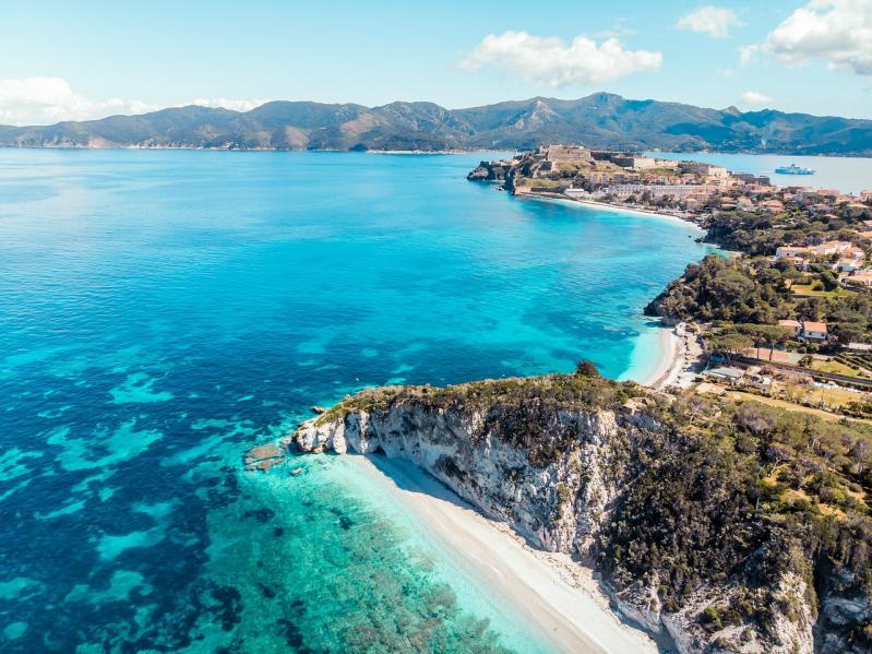Toszkán mozaik és a varázslatos Elba