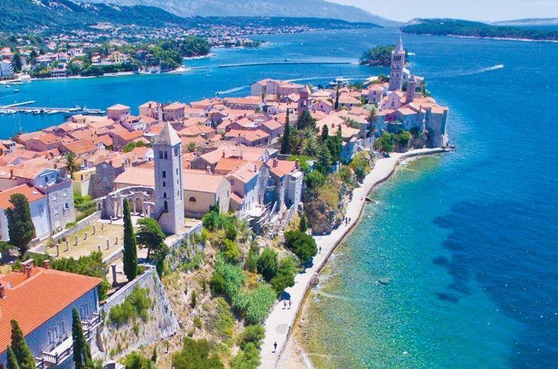 Rab Szigeti vakáció és középkori fesztivál