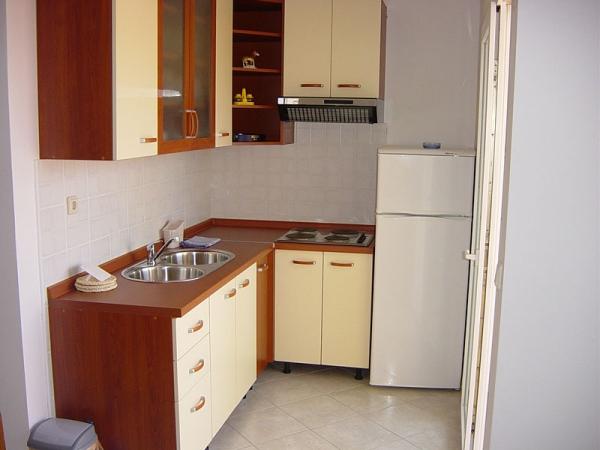 Capic Apartmanház - Baska