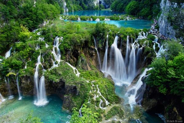 Vízesések Földjén Plitvice És Una Nemzeti Park 4 Nap/2Éj ***