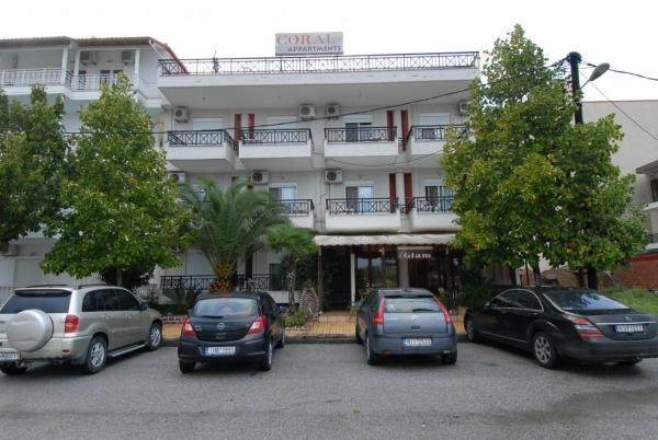 Coral Apartman (Busz)