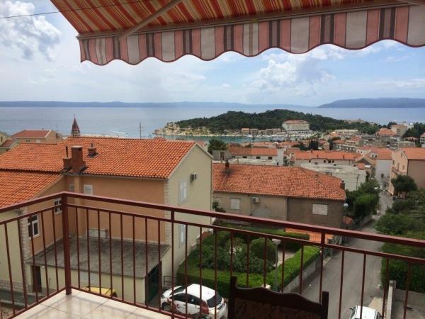 Peter Apartmanház - Makarska - Nyaralás Makarskán