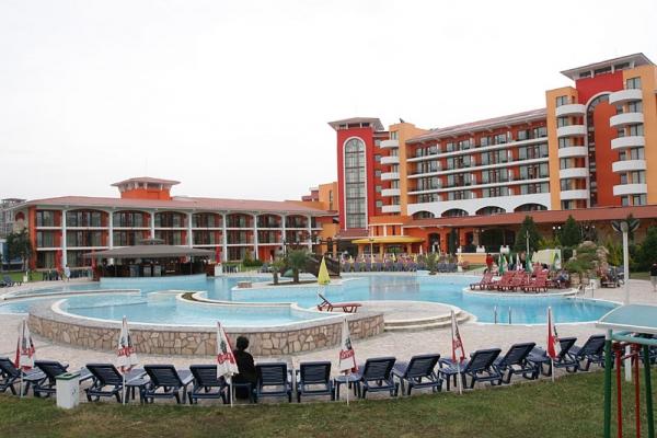 Hotel Hrizantema ****