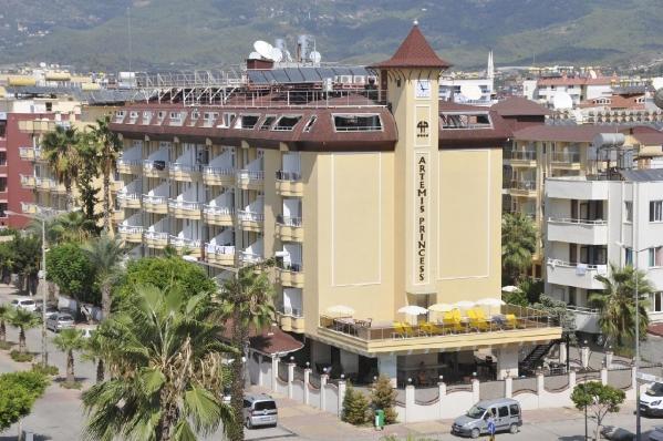 Artemis Princess Hotel **** (Repülő)