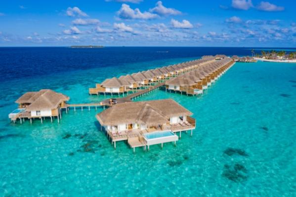 Maldív szigetek - Sun Siyam Iru Veli*****  - Dhaa Atoll  (Egyéni) *****
