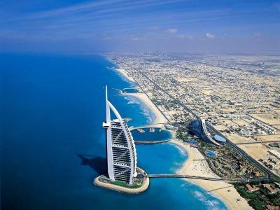 5 napos DUBAI - ABU DHABI - Csoportos utazás idegenvezetéssel!