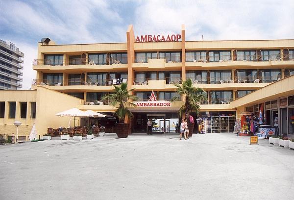 Hotel Ambassador *** - buszos nyaralás