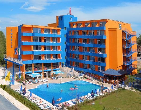 Hotel Amaris *** - buszos nyaralás