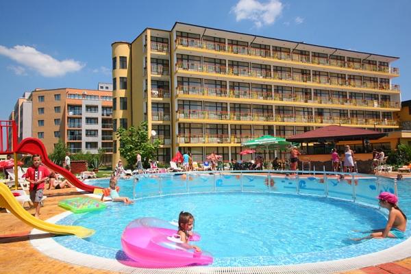 Hotel Trakia Garden *** - buszos nyaralás