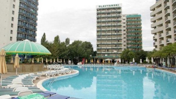 Hotel Slavyanski *** - buszos nyaralás