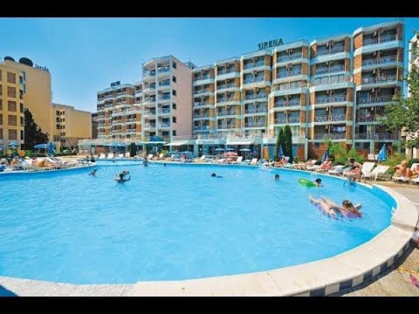 Delfin Hotel (Napospart) *** (Busz)