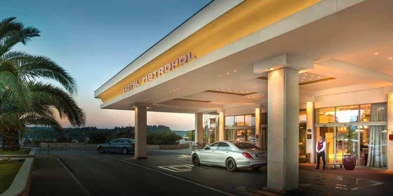 Hotel Metropol ***** Remisens Premium - Portorozi nyaralás