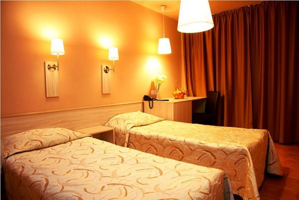 Hotel Gladiola *** - buszos nyaralás