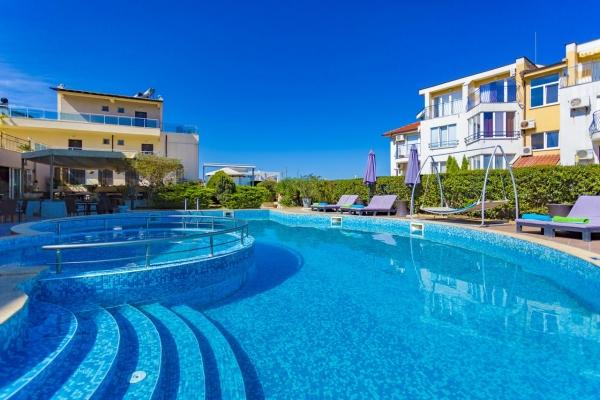 Hotel Selena Beach *** - buszos nyaralás