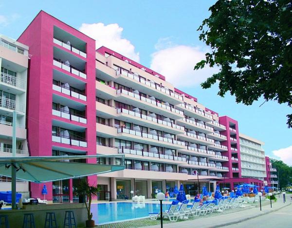 Hotel Gladiola Star **** - buszos nyaralás