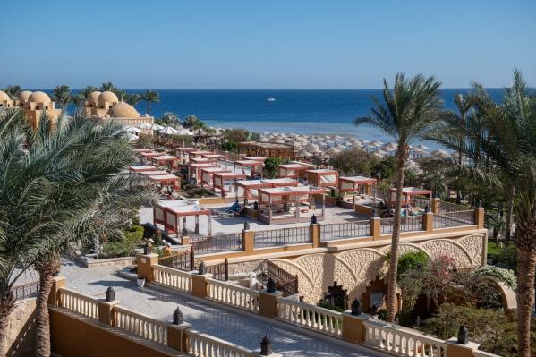 Hotel Grand Waterworld Makadi *****