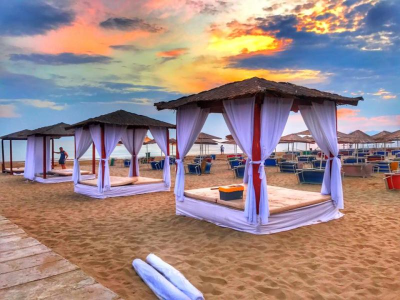 Hotel Tropikal Resort **** - Nyaralás Durres-ben