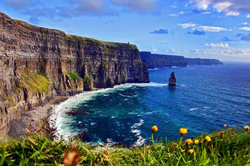 Ír körutazás látogatással Észak-Írországban
