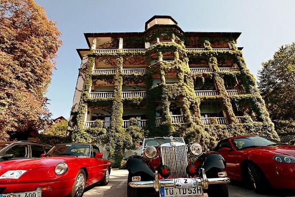 Hotel Jadran *** szállás Bledben