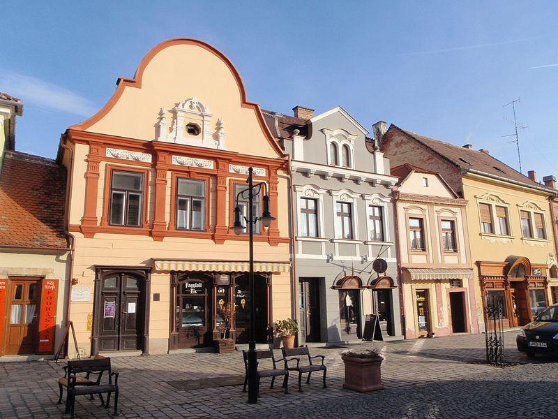 Kőszeg - Fő tér