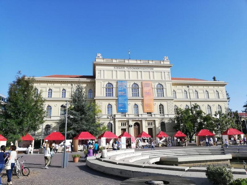 Szeged Rektori épület