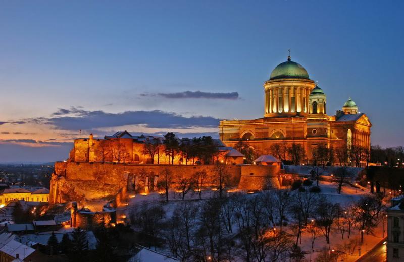 Advent Esztergom, Visegrád és Szentendre