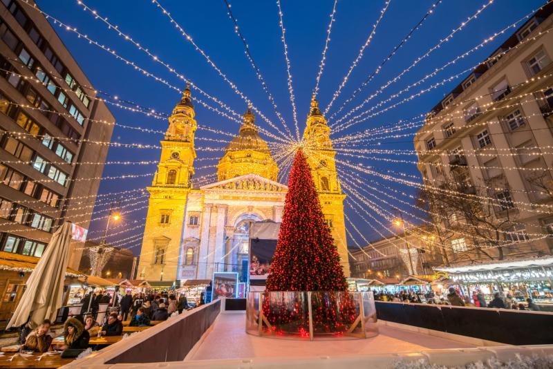 Gyönyörű fővárosunk: Budapest adventkor