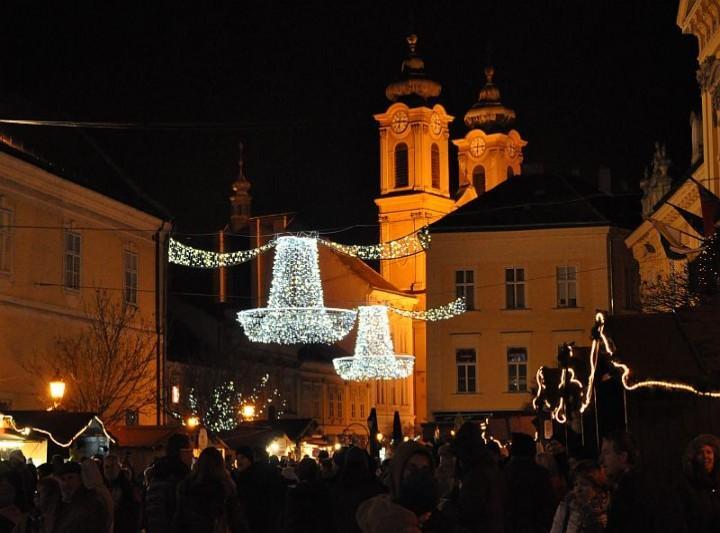 Advent Székesfehérváron és Veszprémben