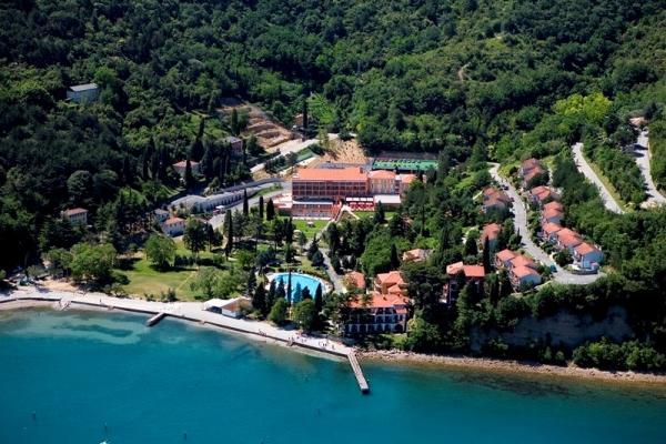 Hotel Salinera***/ **** Strunjanban - Nyaralás Szlovéniában