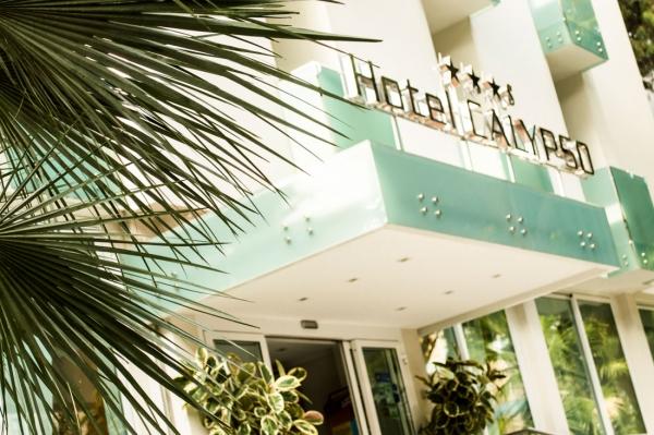 Calypso Hotel ***- Nyaralás Rimini-ben