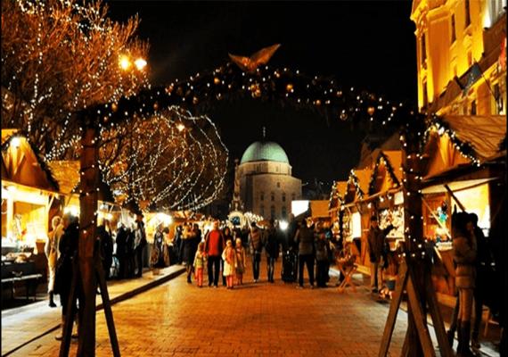 Pécs Karácsony